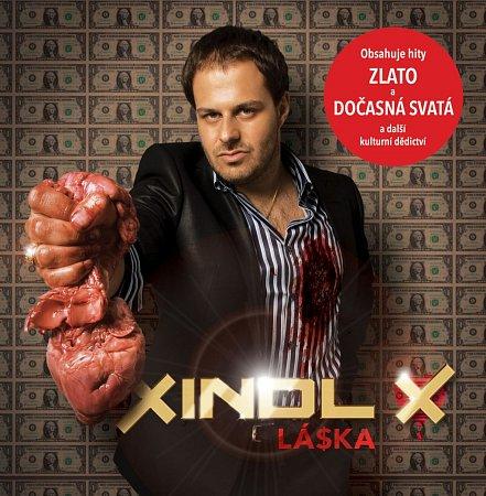 XINDL X má napilno. 24.září mu vyjde nové CD LÁ$KA.