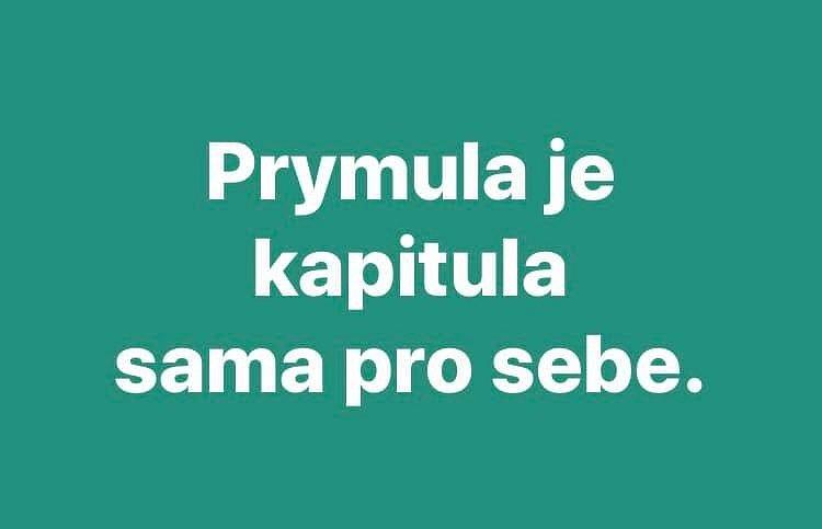 Roman Prymula se stal pro vtipálky opravdu vděčným objektem