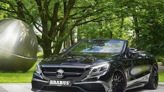 Brabus 850 6.0 Biturbo Cabrio.