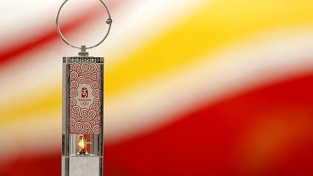 Schrána s olympijským ohněm přistála ve středu v Austrálii.