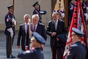 Slavnostní bohoslužba k 700. výročí narození císaře Karla IV. proběhla 14. května v katedrále sv. Víta v Praze.