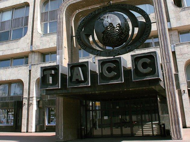 Ruská státní agentura TASS.