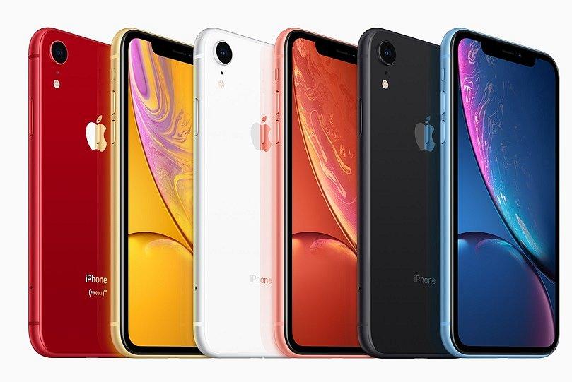 Nový iPhone XR od firmy Apple