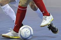Futsal - halový fotbal - ilustrační foto.