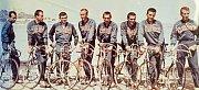 Českoslovenští cyklisté v roce 1964