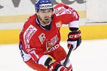 Český reprezentant Milan Gulaš.