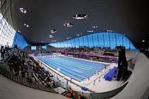 Dějiště mistrovství Evropy v londýnském Stratfordu.