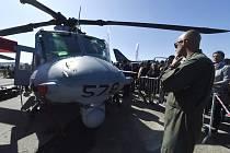Vrtulník Bell UH-1Y Venom americké armády