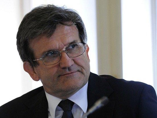Generální ředitel Chemoprojektu Tomáš Plachý.