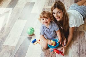 Péče o malé dítě - Ilustrační foto