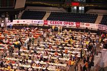 Z festivalu her a zábavy - Czech Open.