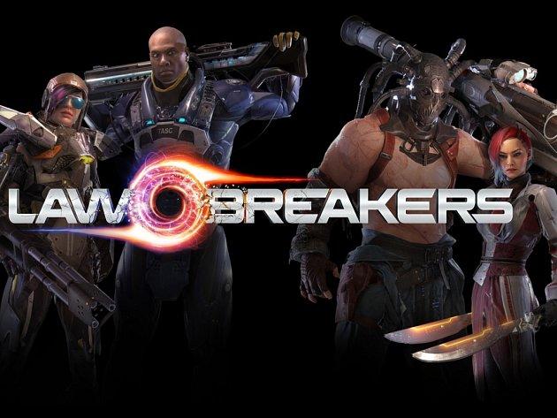 Počítačová hra LawBreakers.