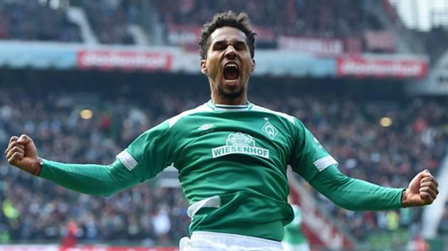 Fotbalista Werderu Brémy Theodor Gebre Selassie.