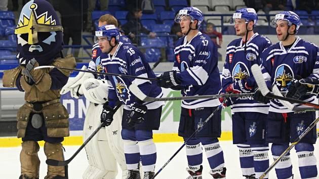 Hokejisté Kladna.