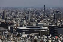 Národní stadion v Tokiu