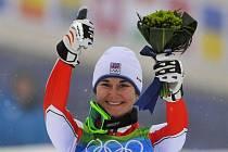 Šárka Záhrobská získala na olympiádě bronz.