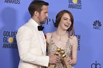 Ryan Gosling a Emma Stoneová.