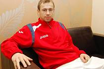 Futsalový reprezentant Lukáš Rešetár.