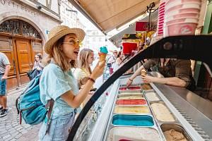 Kupujeme zmrzlinu