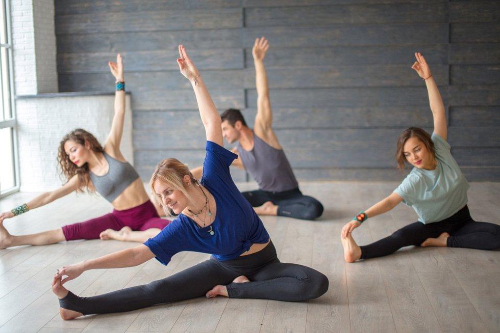Pilates si získává stále více příznivců.