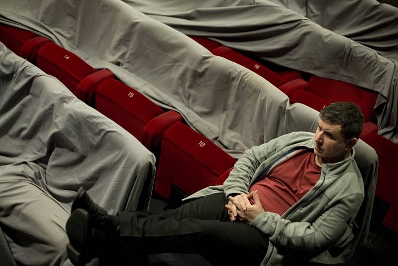 Přípravy inscenace Jesus Christ Superstar ve Slováckém divadle