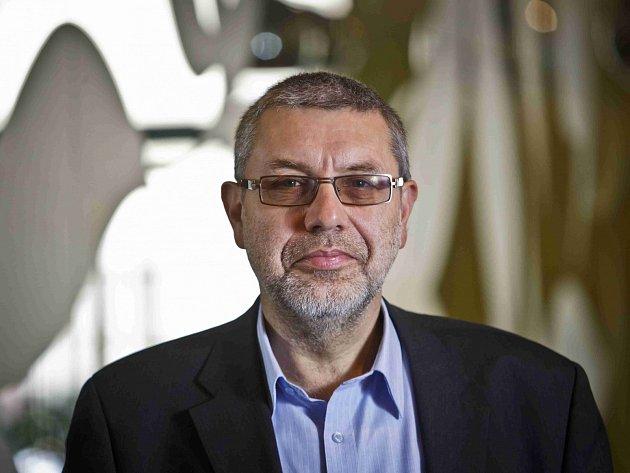 Programový ředitel Transparency International ČR Radim Bureš