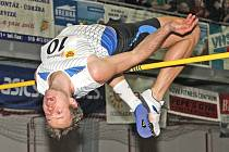 Bývalý vynikající výškař Tomáš Janků.