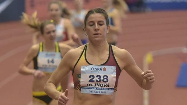 Česká atletka Zuzana Hejnová
