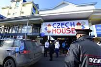 Český olympijský dům v Soči.