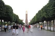 Habib Bourguiba v Tunisu. Ilustrační foto