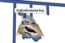 Symbolem královéhradeckého kraje se nejen pro řidiče stala dálnice končící v polích před krajským městem