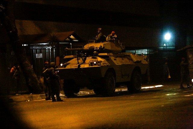 Venezuelský prezident varuje, že pokud bude bolívarská revoluce ohrožena, nasadí armádu