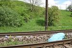 Bezvládné tělo leželo poblíž Brandýsa nad Orlicí.