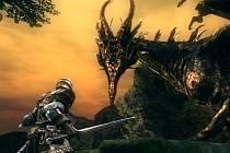 Počítačová hra Dark Souls.