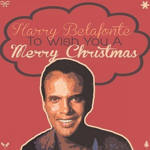 Deska zpěváka Harryho Belafonta To Wish You A Merry Christmas zroku 1958