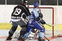 In-line hokej - ilustrační foto.
