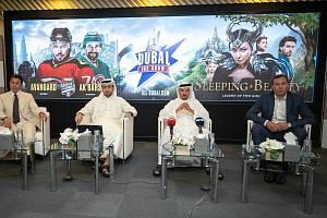 Jednání šéfů KHL s arabskými šejky dospělo k úspěšnému závěru.