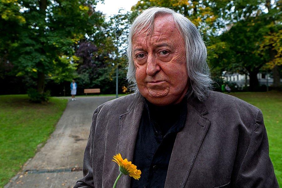 Jiří Lábus ve filmu Klauni