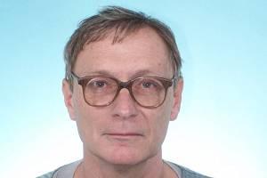 Pedagog Martin Machovec, který na pražské Univerzitě Jana Amose Komenského vyučuje angličtinu.