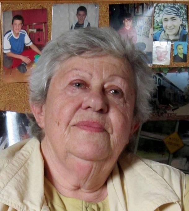Marie Andělová v roce 2015