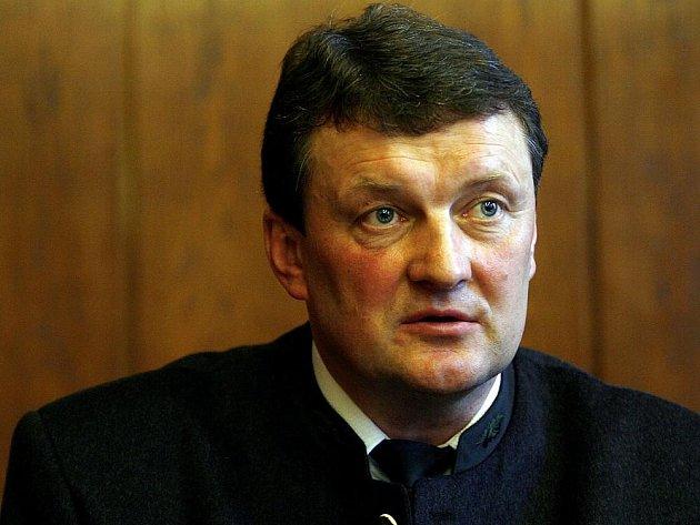 Jiří Novák. Nový generální ředitel společnosti Lesy ČR.