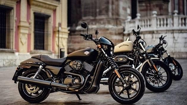 Americký výrobce Harley-Davidson příští týden v Praze v rámci akce Prague Harley Days představí novou kategorii městských motocyklů Street 750.