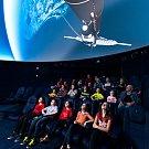 planetarium v liberecké IQlandii