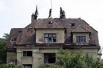 Vila Milada v Praze