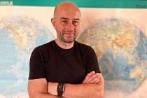 Kartograf Jan Ptáček