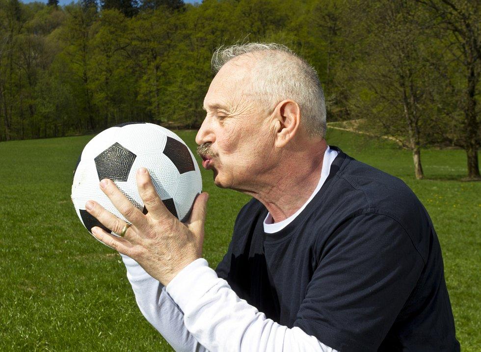 Fotbal se hraje v každém věku