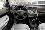 Nová Škoda Octavia: Vnitřek vozu