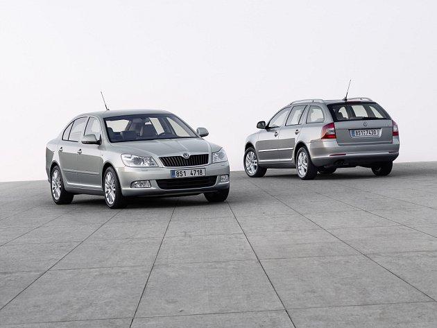 Nová Škoda Octavia: Exteriér vozu