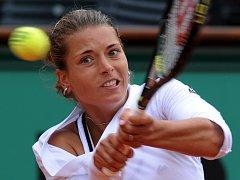 Petře Cetkovské se vstup do Roland Garros nevydařil, prohrála již v 1. kole s Jelenou Jankovičovou.
