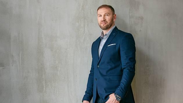 Sportovní ředitel hokejové Sparty Praha Petr Ton.